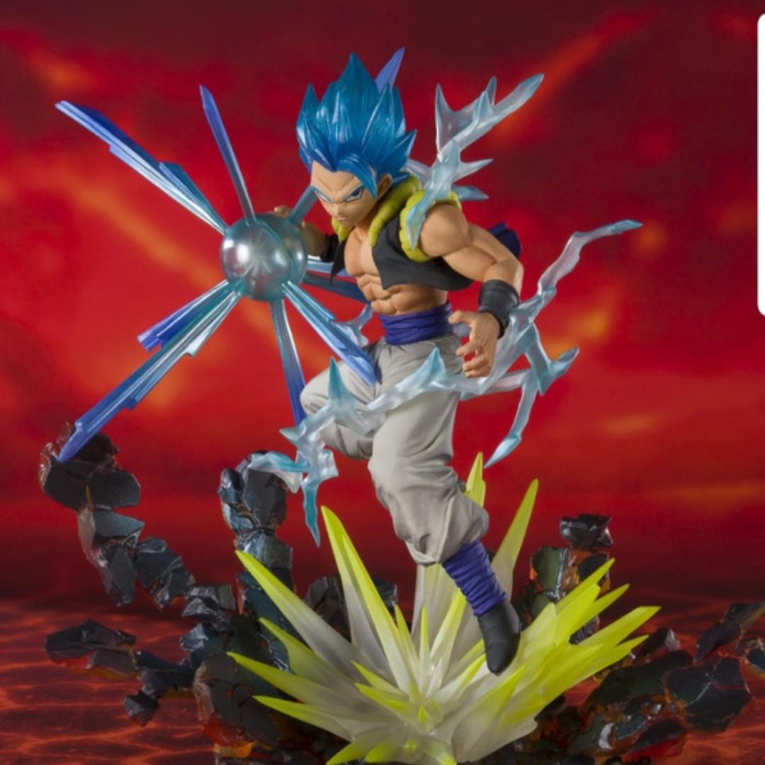 Figuarts ZERO SUPER SAIYAN GOD SUPER SAIYAN VEGITO-Event Exclusive Color Edition