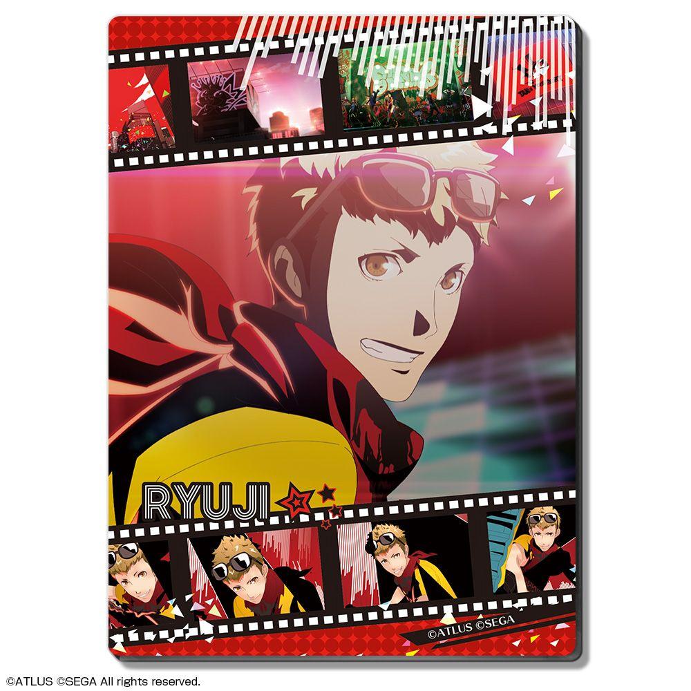 Persona 5 Dancing Star Night Ryuji Sakamoto Mouse Pad