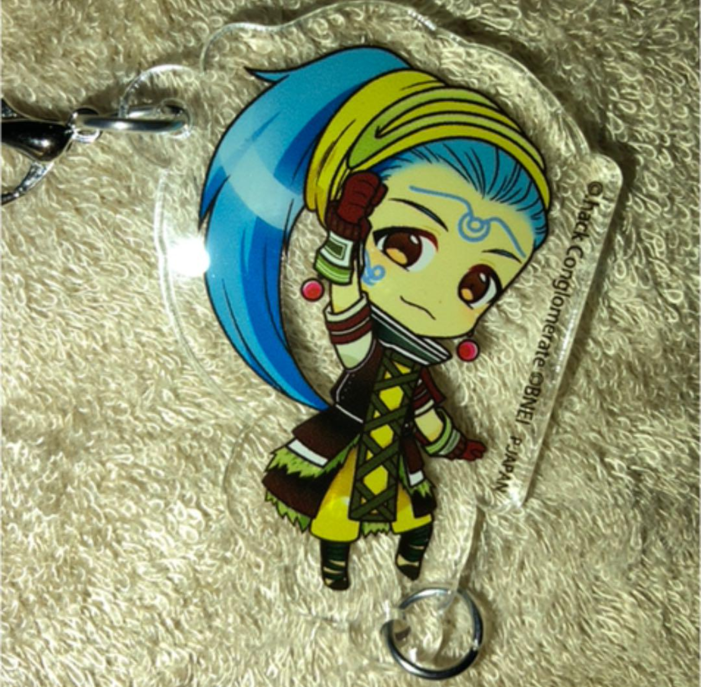 This is an offer made on the Request:  hack// (Dot Hack) Merch