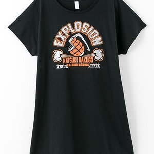 Boku No Hero Academia Movic Long Cutsew Shirt Bakugou